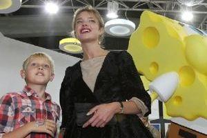 Десятилетний сын Водяновой заработал €5 тыс.