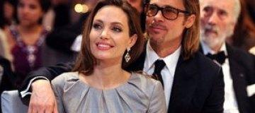 Джоли не будет сниматься с Питтом