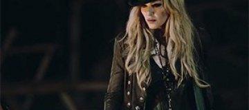 Мадонна презентовала мрачный клип