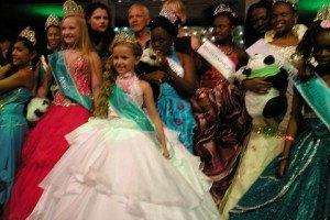 Семилетняя украинка стала самой красивой девочкой в мире
