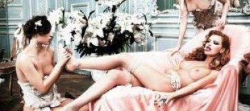 Жена российского миллиардера показала, как развлечется после его смерти