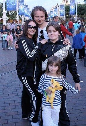 София Ротару отпразднует Новый год с семьей