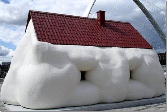 Толстый дом, Австрия