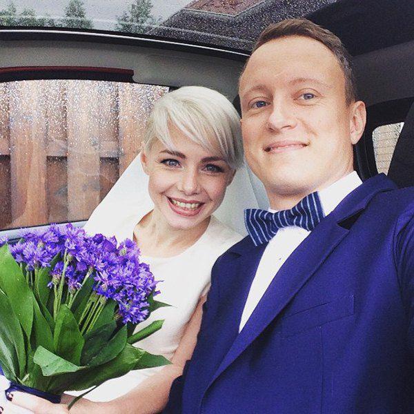 Наталья Гордиенко и Павел Черепин