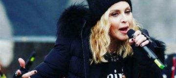 """Мадонна пригрозила отказаться от выступления на """"Евровидении"""" в Израиле"""