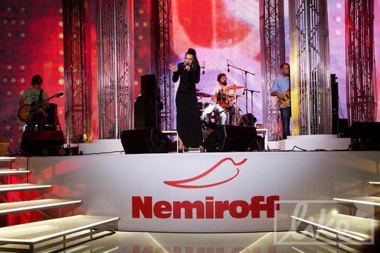 Генеральный партнер события – международный Бренд Nemiroff