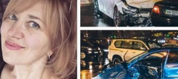 Мать известной певицы погибла в ДТП в Киеве