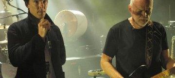 Бенедикт Камбербэтч исполнил хит Pink Floyd с Дэвидом Гилмором