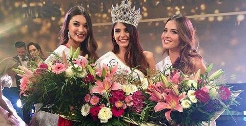 """""""Мисс Австрия-2018"""" лишилась титула"""