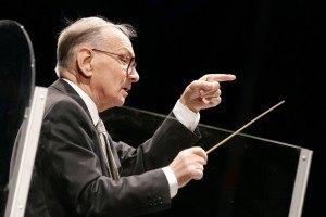 Эннио Морриконе даст последний концерт в России