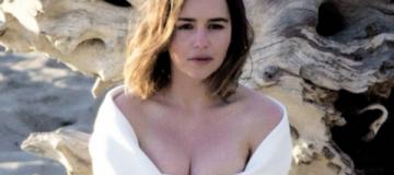 """""""Самая сексуальная женщина"""" Эмили Кларк удивила располневшей фигурой"""