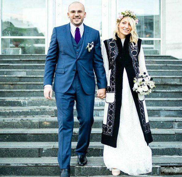 Ася Мхитарян и Дмитрий Евенко день свадьбы