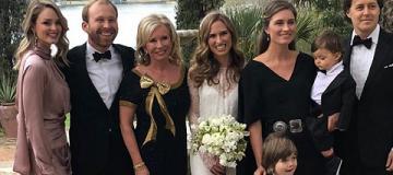 Внучка Джорджа Буша-старшего вышла замуж