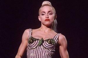 На выставку Готье в Лондоне привезут лифчик Мадонны