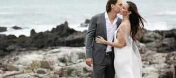 Дочь экс-президента США Джорджа Буша вышла замуж