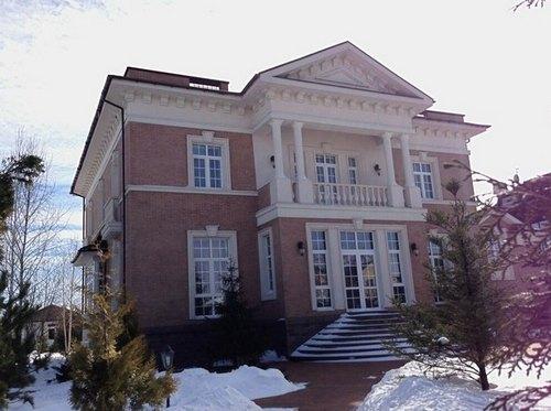 Дом Светланы Пермяковой