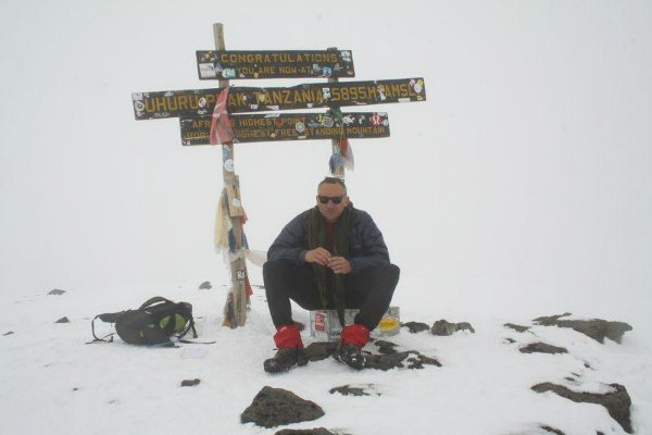 На Килиманджаро