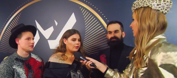 KAZKA прокомментировала свою популярность в России