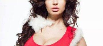 Киевская модель стала рекордсменкой по объему груди