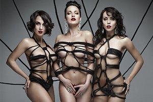 NikitA презентовали новый эротический клип