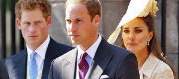 Принц Гарри будет с жить с Уильямом и Кэтрин