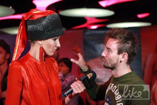 Катя Осадчая и Алан Бадоев