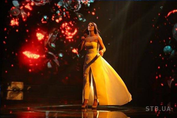 Джамала в финале нацотбора на Евровидение