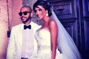 Димопулос показала свадебное фото с Тимати