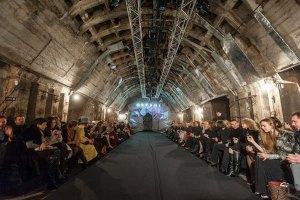Показ жены партнера Януковича в метро стоил 153 тыс.