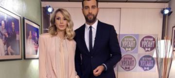 Светлана Лобода засветилась в шоу Урганта на Первом канале России