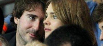 Водянова с любовником целовались на стадионе