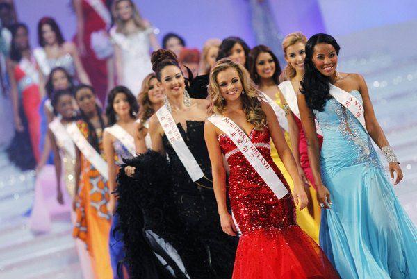 """""""Мисс мира"""" в 2012 году"""