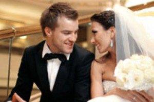 На свадьбе у Андрея Ярмоленко пела Лобода