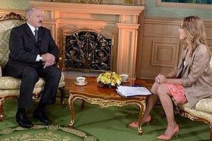 Лукашенко уже 30 лет не живет с женой