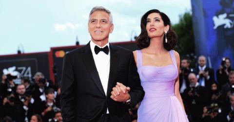 У Джорджа и Амаль Клуни жил беженец из Ирака