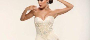 Маша Собко выбирает свадебное платье