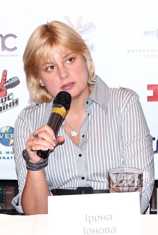 Ирина Ионова