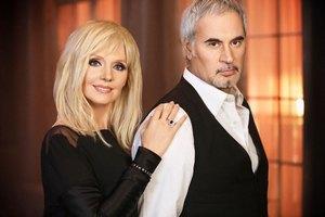 Валерий Меладзе и Валерия сняли новый клип