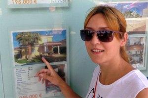Винницкая хочет купить дом в Испании