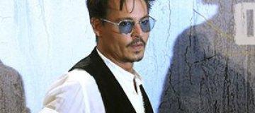 Джонни Депп претендует на звание худшего актера года