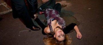 Дочь Балашова в пьяном виде выкинули из ресторана Тищенко?