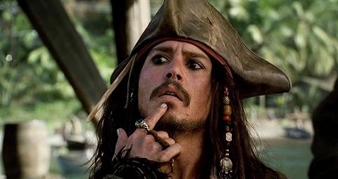 "Джонни Деппа не взяли в новые ""Пираты Карибского моря"""