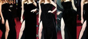 Блогеры высмеяли ногу Анджелины Джоли