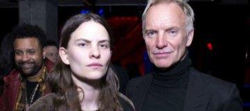 Дочь Стинга закрутила роман с французской актрисой