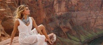 Регина Тодоренко сняла клип в сказочном каньоне США