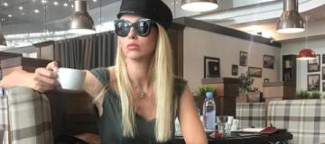 Полякова отправила дочку в Лондон