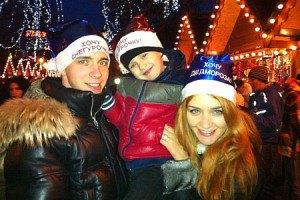 Экс-жена Пономарева увезла их сына в Карпаты