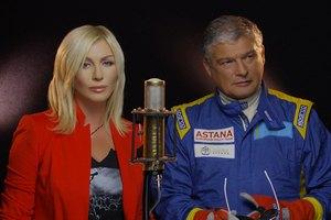 Ирина Билык записала дуэт с Евгением Червоненко