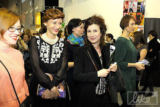 Супруга Дмитрия Шурова Ольга Шурова (справа)