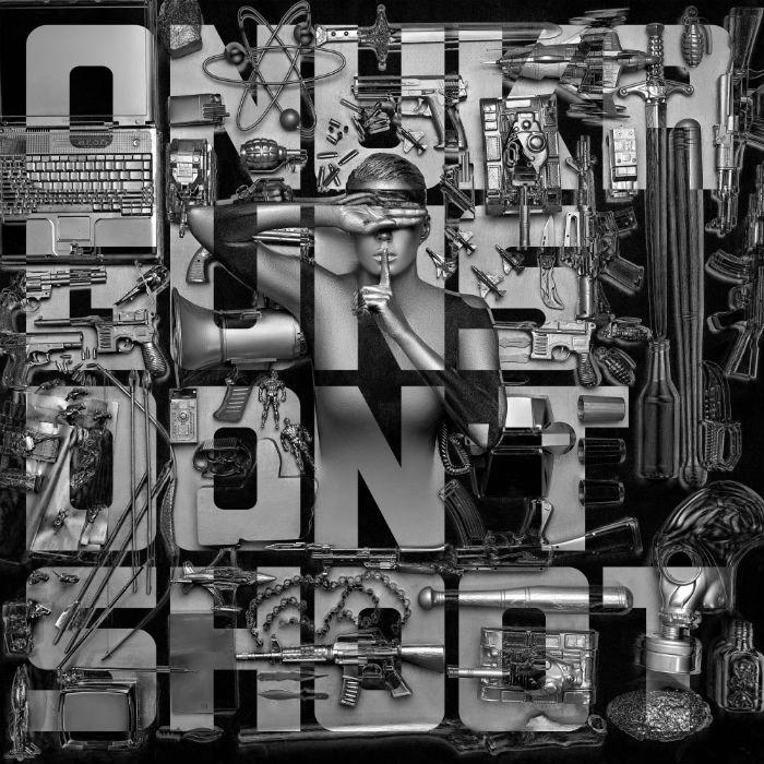 Обложка сингла GUNS don'T SHOOT